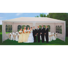 rite aid In Store ONLY 10' x 20' Double Wide Gazebo $99.99