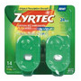 $10+UP REWARD WHEN YOU BUY $25 OF THESE ITEMS Zyrtec 12 - 14 ct. or Visine 15 ml. Regular Retail $5.49 - $14.99 (Limit 1 Zyrtec D per customer. Available behind the pharmacy. Not available in all states.) Limit 1 +up offer per household<br />price with wellness+ card
