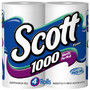 Scott Bath Tissue 4 Pack<br />price with wellness+ card