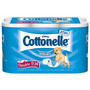 Cottonelle Bathroom Tissue Double Roll 12 Pack Limit 2 +UP offers per household<br />price with wellness+ card
