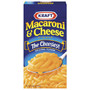 Kraft Macaroni & Cheese 7.25 oz. Selection may vary by store <br />price with wellness+ card