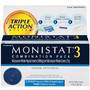 Monistat 1 Day or 3 Day Treatments Limit 4 +UP offers per household<br />price with wellness+ card